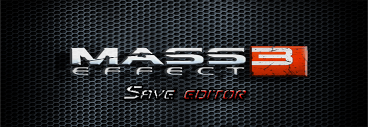 [RELEASE] Mass Effect 3 Editor