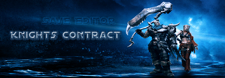 Knights Contract Save Editor