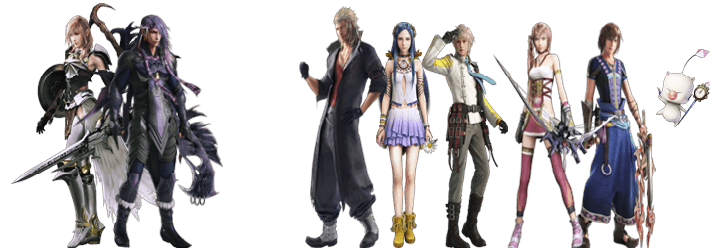 Final Fantasy XIII-2 : Save editor V2.0