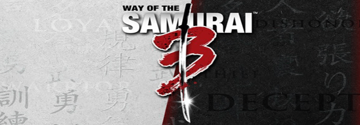 Way Of The Samurai 3 Save Editor