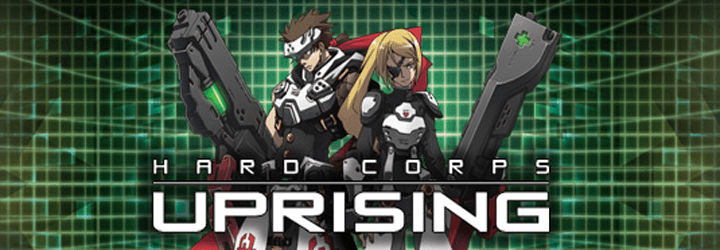 Hard Corps: Uprising - Save Editor